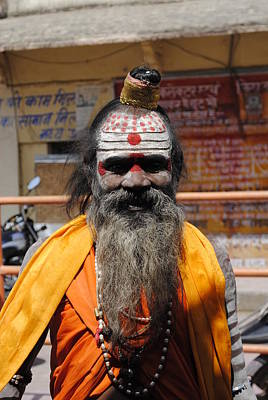 Photograph - Indian Vagabond by Sumit Mehndiratta