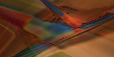 Digital Art - Indiana by Steve Sperry