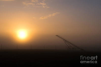 Photograph - Indiana Sunrise by David Arment