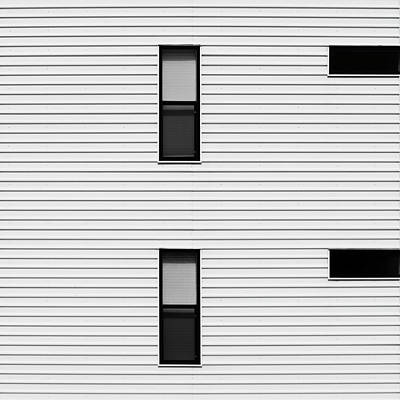 Photograph - Indiana Windows 4 by Stuart Allen