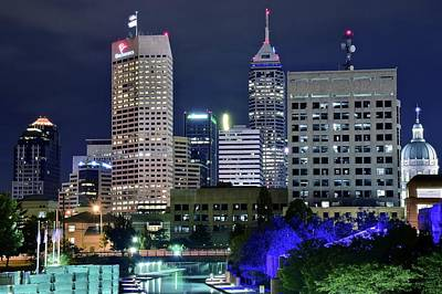 Photograph - Indianapolis Close Up by Frozen in Time Fine Art Photography
