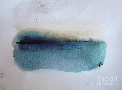 Painting - Indigo Blue by Vesna Antic