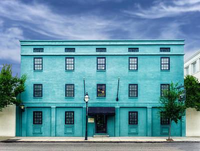 Photograph - Indigo Inn Circa 1850 - 1 by Frank J Benz