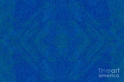 Painting - Indigo Skies Abstract Design Art By Omaste Witkowski  by Omaste Witkowski