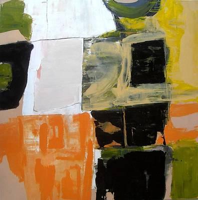 Indiscretion Art Print by Alan Taylor Jeffries