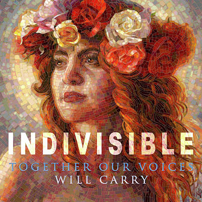 Indivisible Art Print by Mia Tavonatti