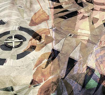 Digital Art - Indomitable Spirit by Toni Hopper