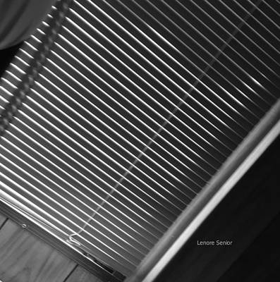 Photograph - Indoor Minimalism by Lenore Senior