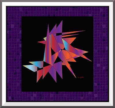 Digital Art - Industrial  5 by Iris Gelbart