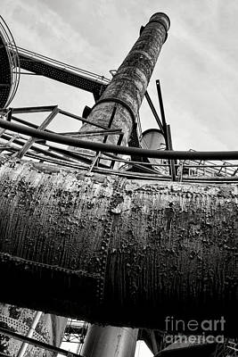 Photograph - Industrial Carnival  by Olivier Le Queinec