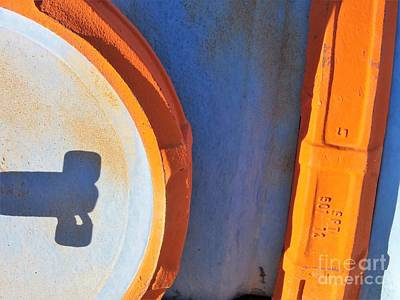Photograph - Industrial Color by L Cecka