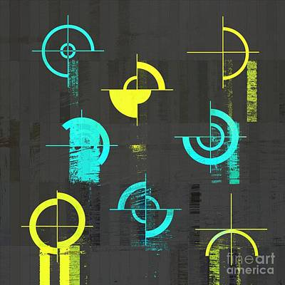Abstract Digital Digital Art - Industrial Design - S01j021129164a by Variance Collections
