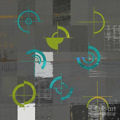 Abstract Digital Digital Art - Industrial Design - S02j088129164a by Variance Collections