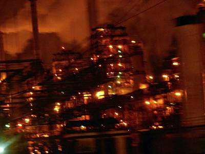 Steampunk Photograph - Industrial Nights✴ Steam Punk by Cheray Dillon