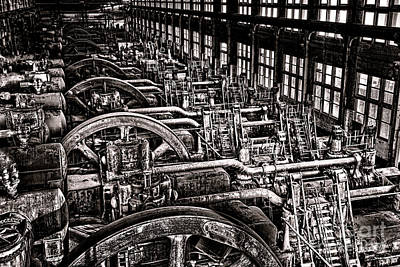 Photograph - Industrial Revolution  by Olivier Le Queinec