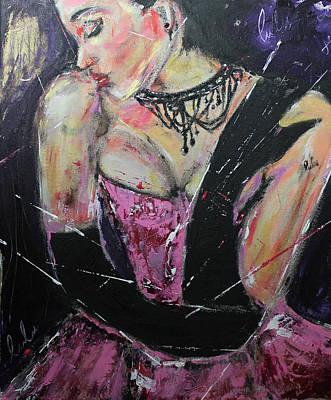 Inescapable Loneliness Art Print