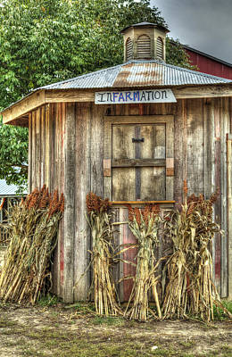 Photograph - Infarmation by Deb Buchanan
