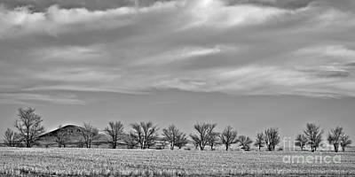 Photograph - Infinite 2 Monochrome by Chalet Roome-Rigdon