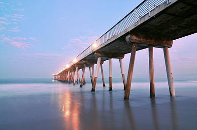 Photograph - Infinite Bridge by Richard Omura
