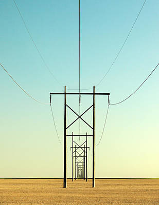 Power Photograph - Infinite Conductivity by Todd Klassy