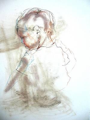 Expresive Drawing - Infinite Game by Maja Mrdakovic