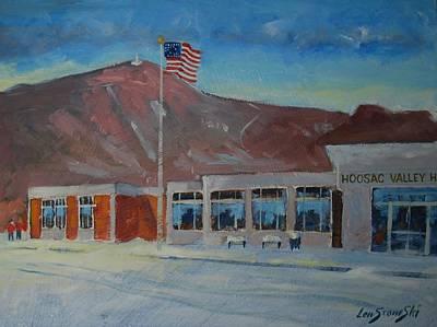 Painting - Infinite Horizons by Len Stomski