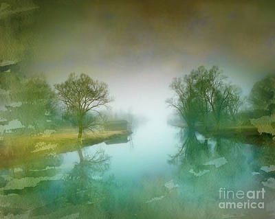 Photograph - River Of Dreams by Edmund Nagele