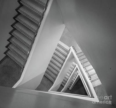 Guggenheim Photograph - Infinite Stairs by Inge Johnsson