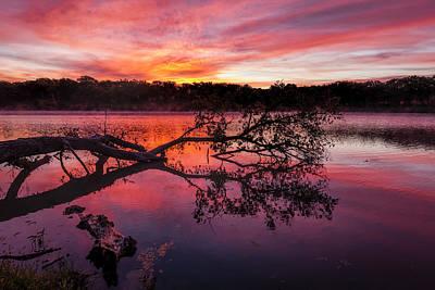 Photograph - Infinity At Sunrise by Scott Bean