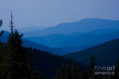 Mountain Valley Photograph - Infinity by Idaho Scenic Images Linda Lantzy