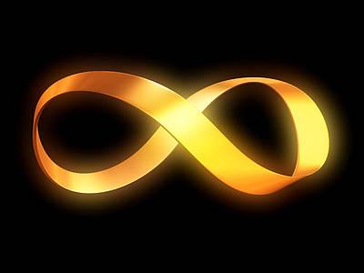 Mobius Photograph - Infinity by Pasieka
