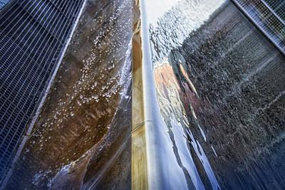 Photograph - Infinity Pool 2 by Georgianne Giese