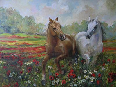 Painting - Infinity by Tigran Ghulyan