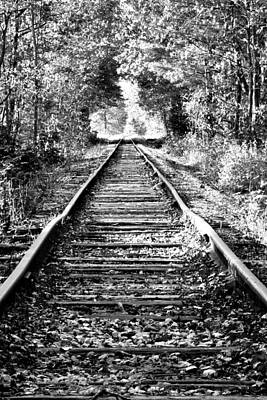 Concord Photograph - Infinity Train by Greg Fortier