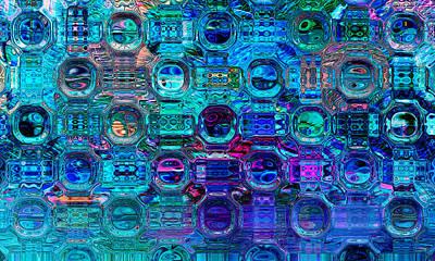 Loon Digital Art - Infinity Watch by Phil Sadler
