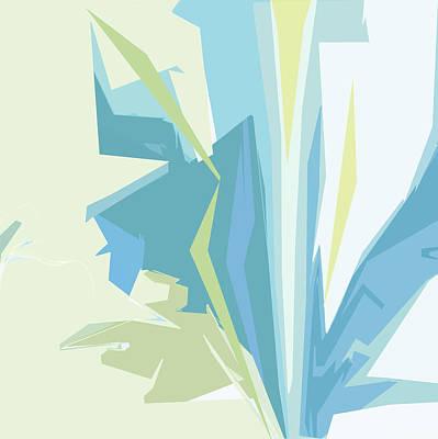 Digital Art - Inflorescence by Gina Harrison