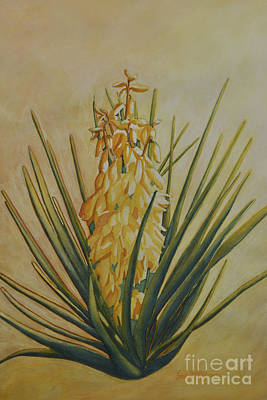 Painting - Inflorescence by Sandra Neumann Wilderman