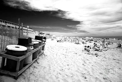 Photograph - Infrared Beach Haven Days by John Rizzuto