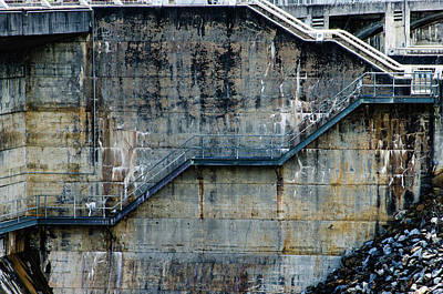 Photograph - Infrastructure by Emily Bristor