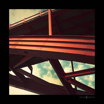 Photograph - Infrastructure by Tim Nyberg