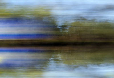 Infused Reflections Print by Skip Willits
