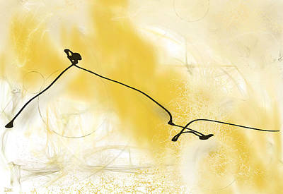 Digital Art - inGild by Deborah Lee