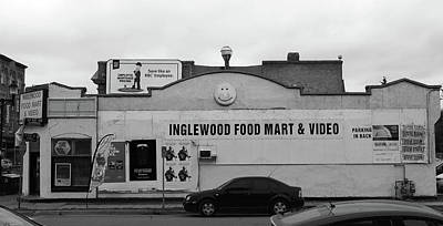 Photograph - Inglewood Food Mart by David Pantuso