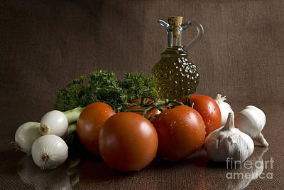 Photograph - Ingredients by Jeannie Burleson