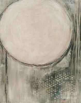Sand Mandala Painting - Inhabit by Kate Marion Lapierre