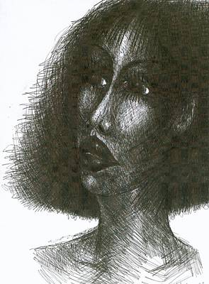 Inka II Art Print by Wojtek Kowalski