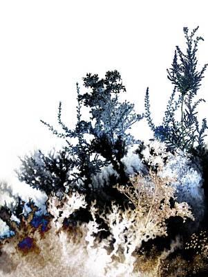 Growing Digital Art - Inklings II by Varpu Kronholm