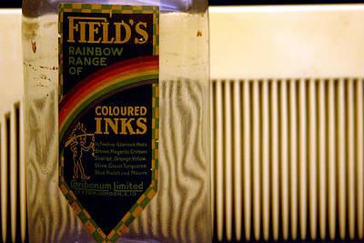 Inky View Art Print by Jez C Self