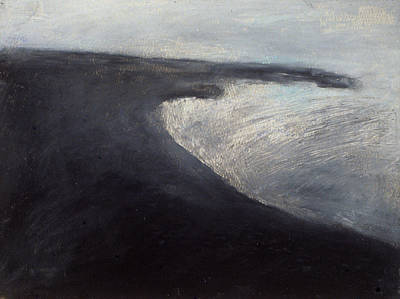 Inlet Art Print by Ruth Sharton