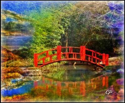 Photograph - Inner Bridges by Christine Paris